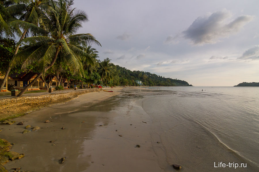 Пляж Kae Bay