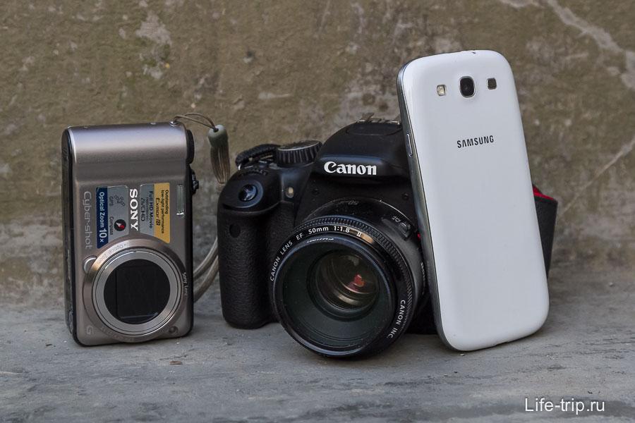 Какой фотоаппарат выбрать начинающему фотографу