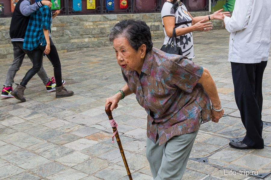 Гонконг в лицах (34)