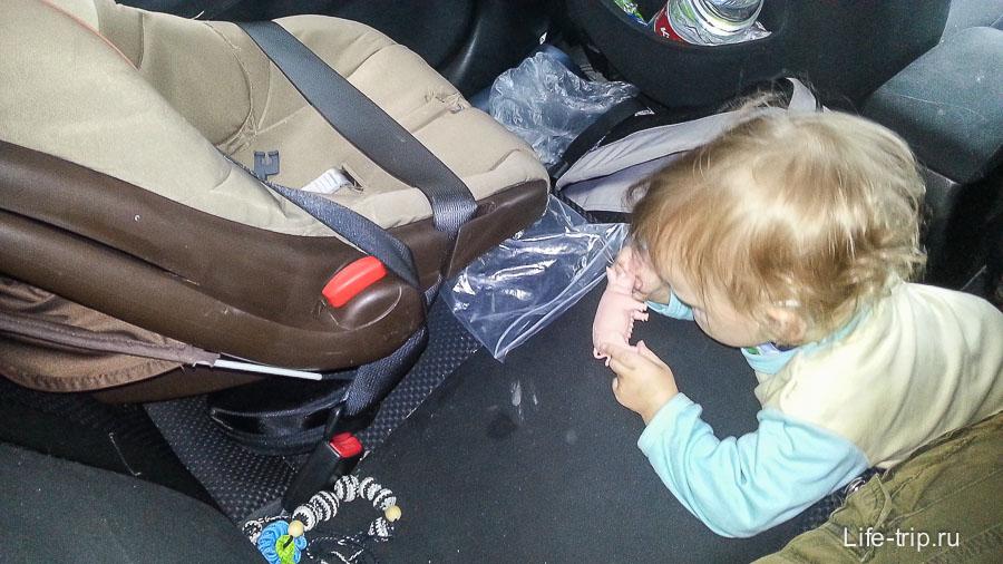 Путешествие на машине с ребенком - советы и наш личный опыт