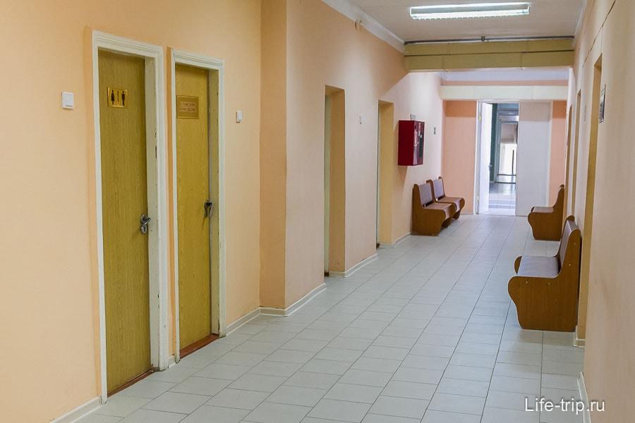 Санаторий Дружба навеял воспоминания о детстве в СССР