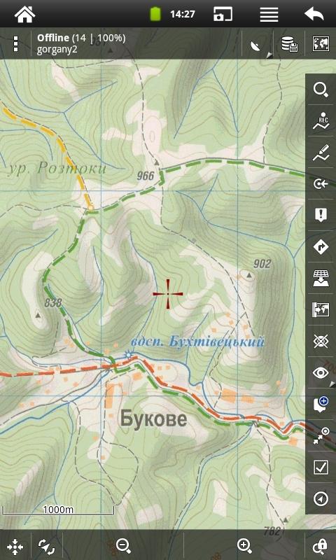 Программы для навигатор туристический