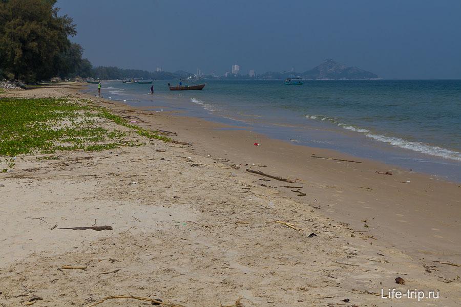 Пляж Кхао Тао