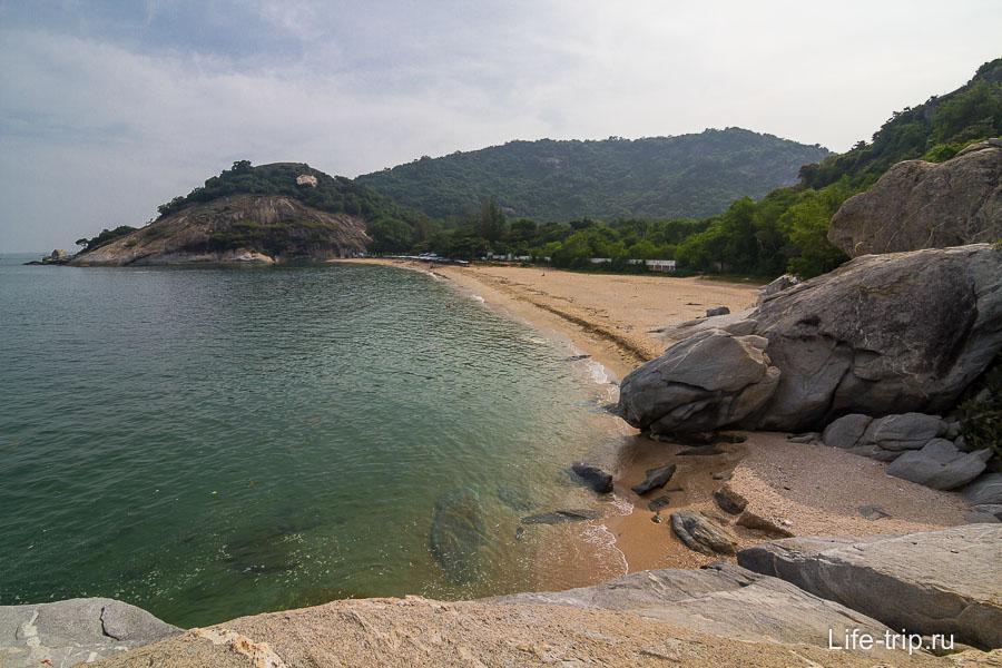Пляж Sai Noi - ну чем, не островной?