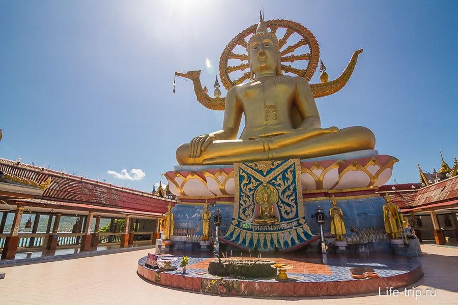 Большой Будда на Самуи