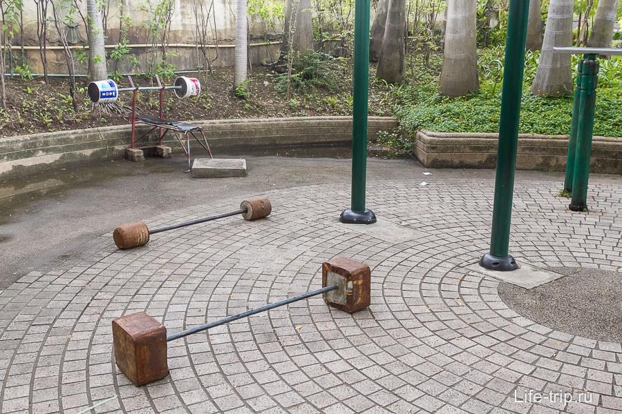 Площадка для спорта