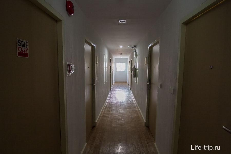 Кондиционированные коридоры