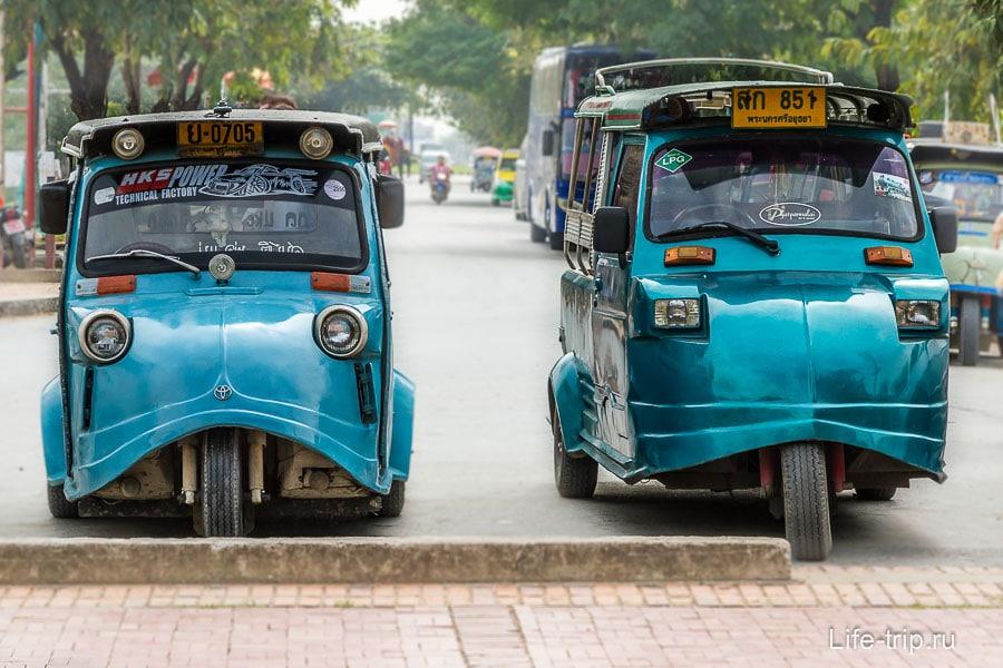 Как добраться из Бангкока в Аютайю