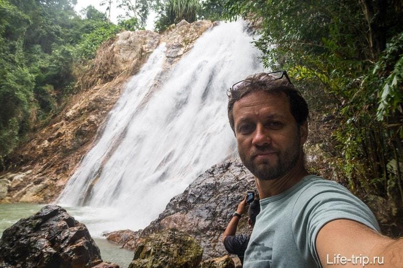 Водопад Намуанг 2 и Намуанг 1 - как добираться и что смотреть