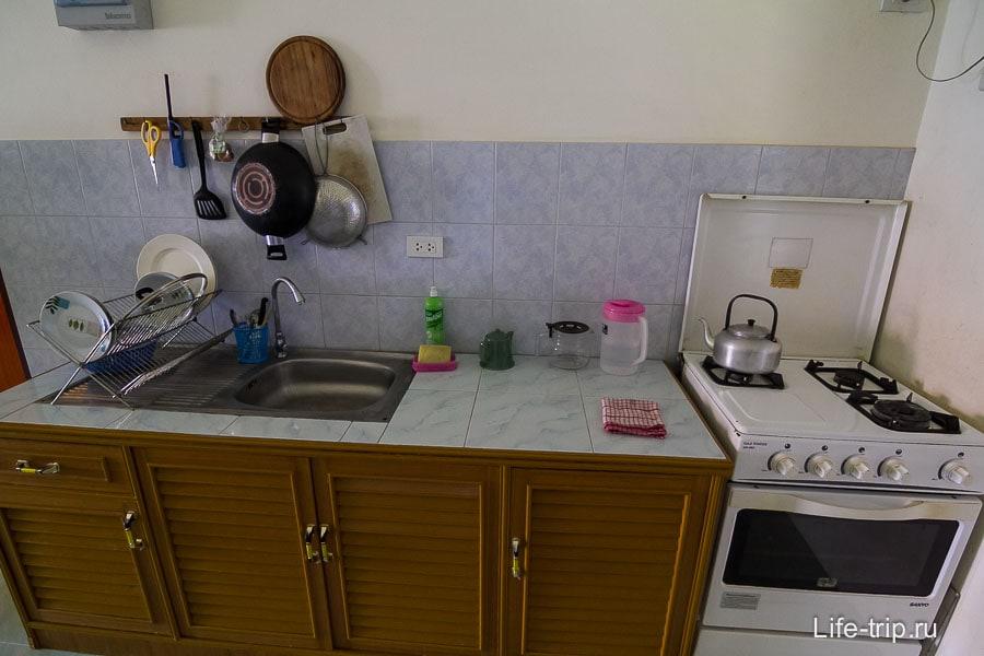 Кухонный закуток