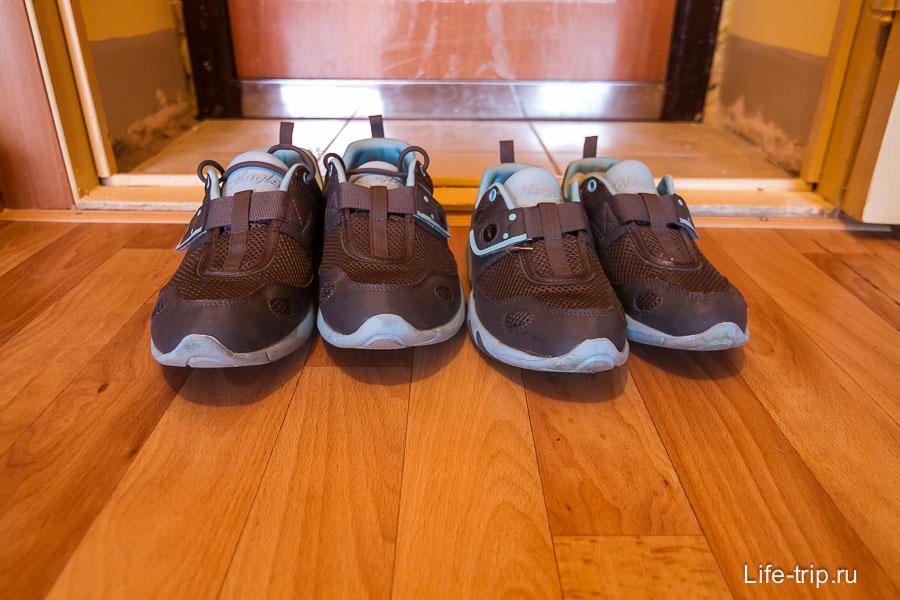 Дышащие кроссовки GlaGla