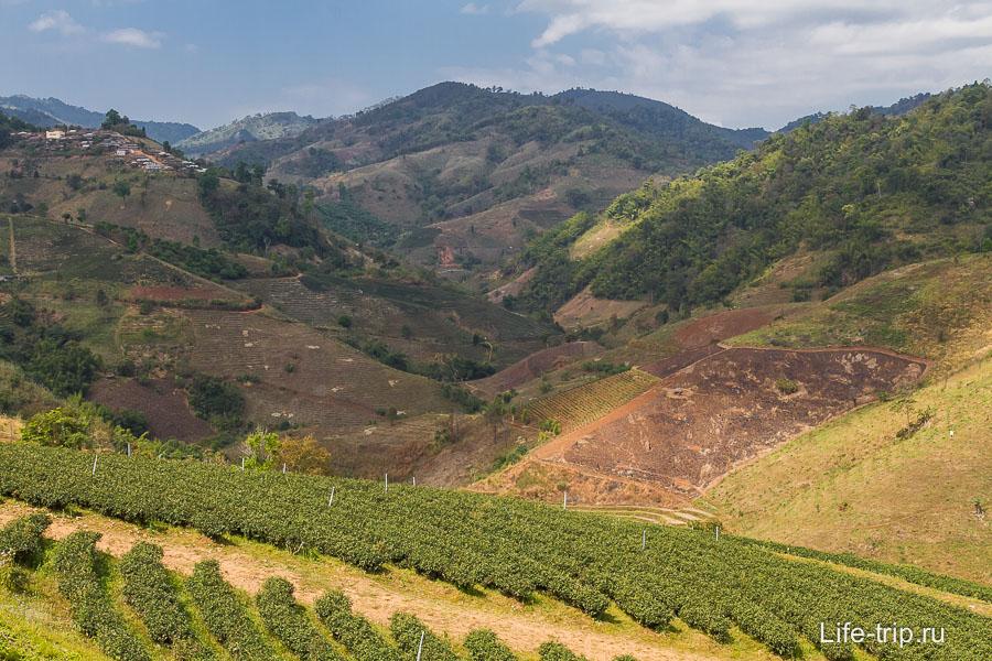 Горная долина в Ме Салонге