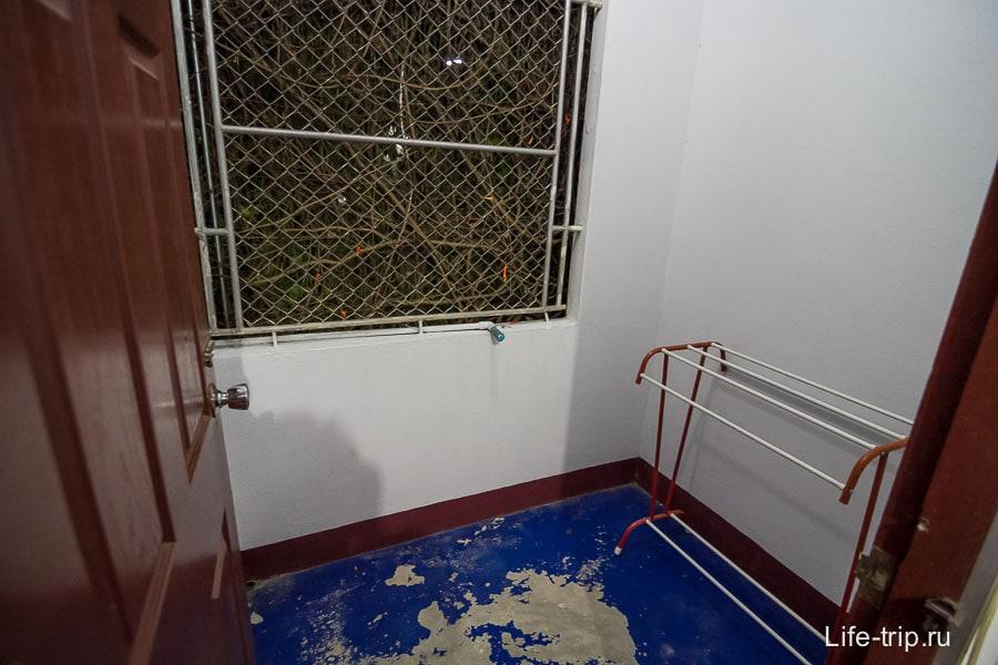 Мини-балкон