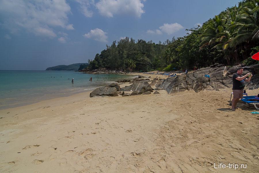 Пляж Банана - Banana Beach