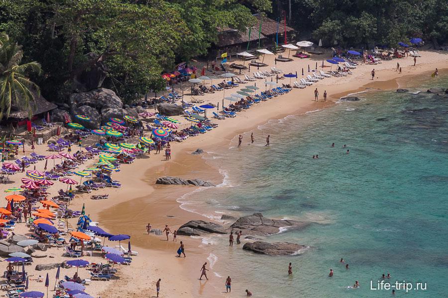 Пляж Лаем Синг - Laem Sing Beach