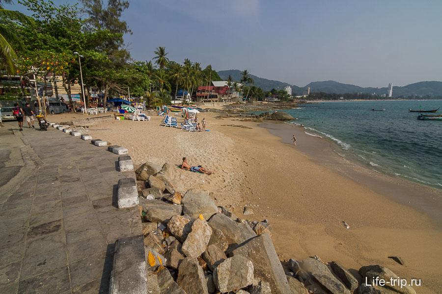 Пляж Калим - Kalim Beach