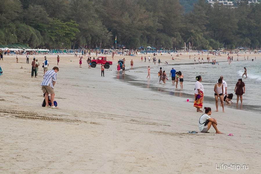 Пляж Ката - Kata Beach