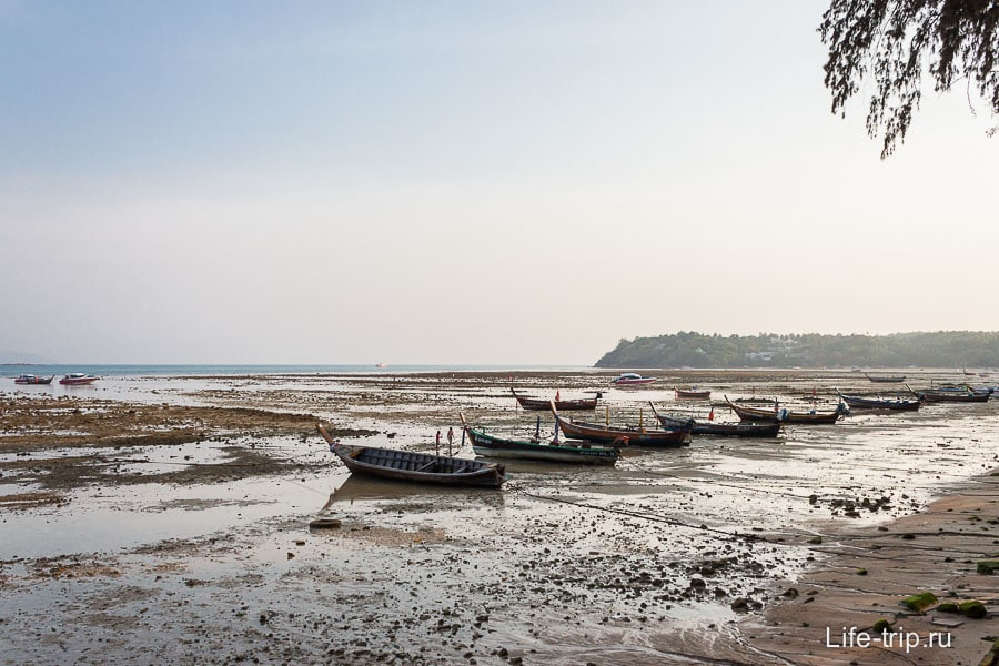 Пляж Равай - Rawai Beach