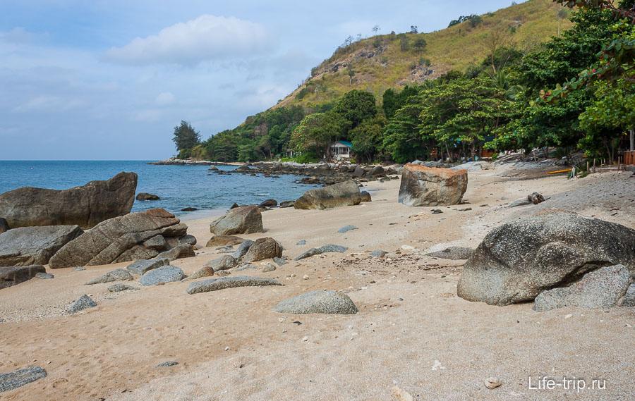 Пляж Ao Sane Beach