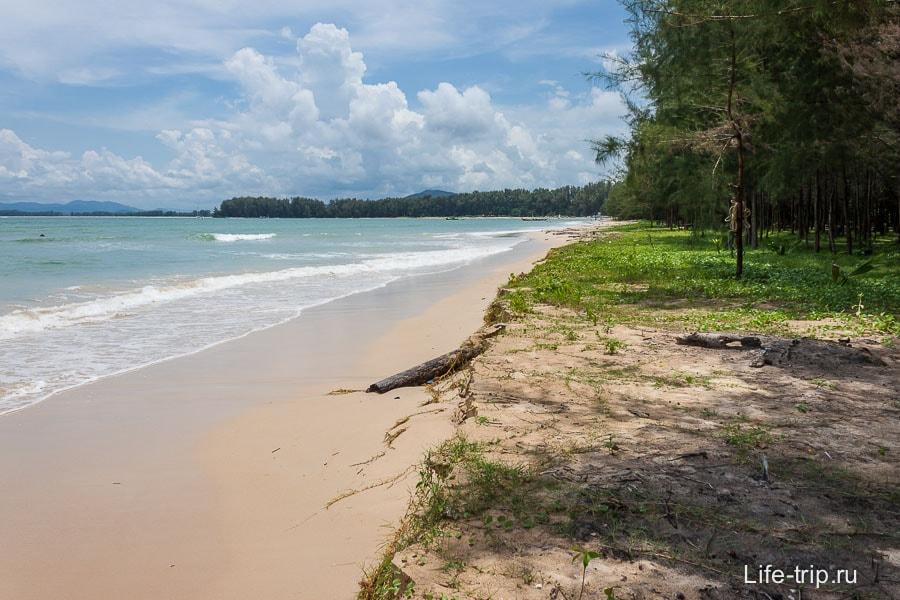 Пляж Най Янг - Nai Yang Beach