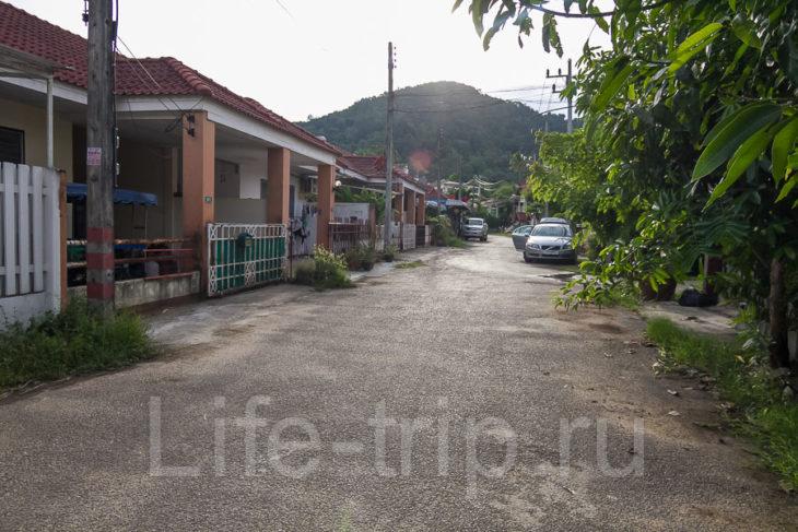 568. 1-спальный дом в центре Аонанга