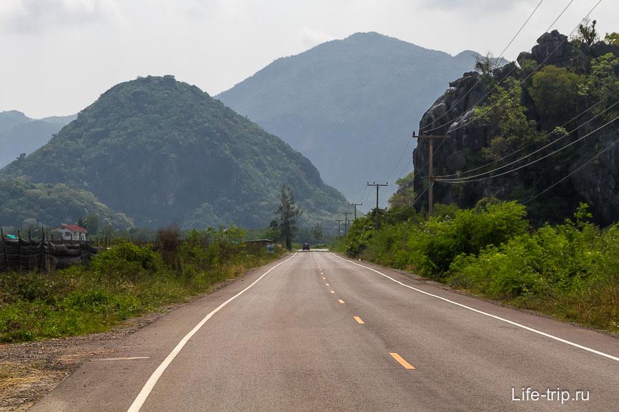 Национальный парк Khao Sam Roi Yot - вокруг одни красоты