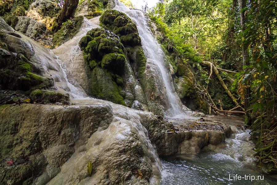 Низовья водопада Буатонг