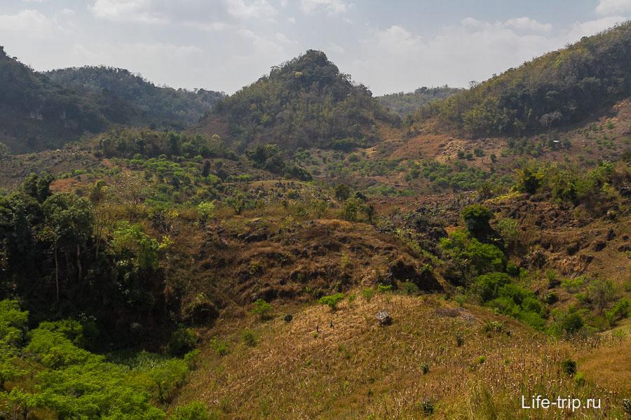 Рваные холмы