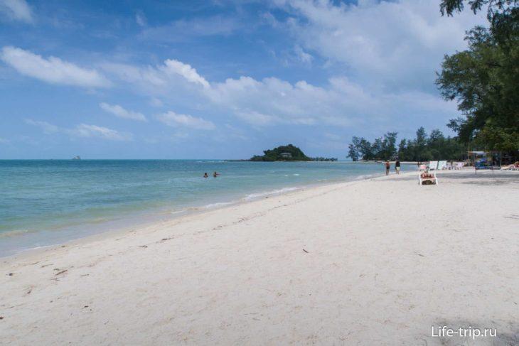 Чонг Мон - Chong Mon Beach
