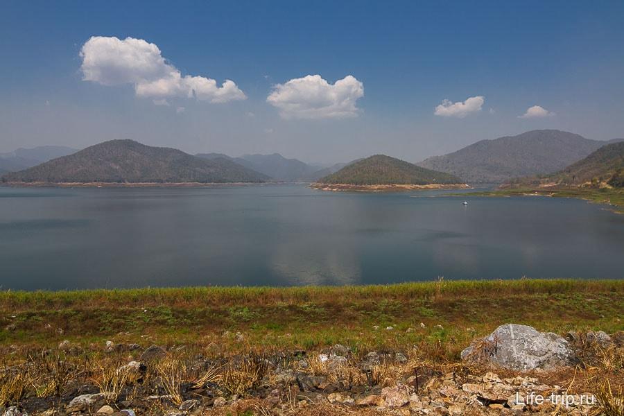 Водохранилище Mae Kuang