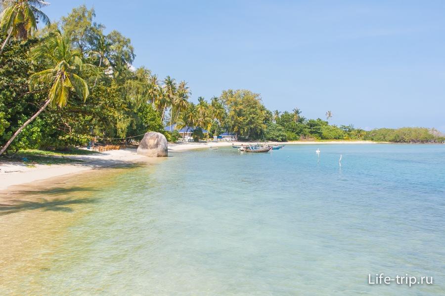Пляж Натьен - Na Thien Beach