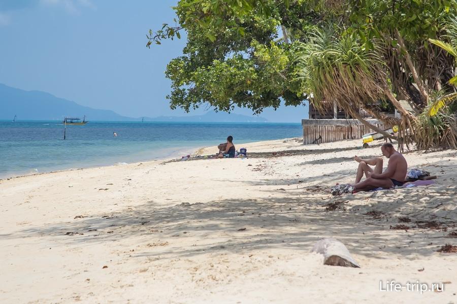 Пляж Бан Тай - Ban Thai Beach