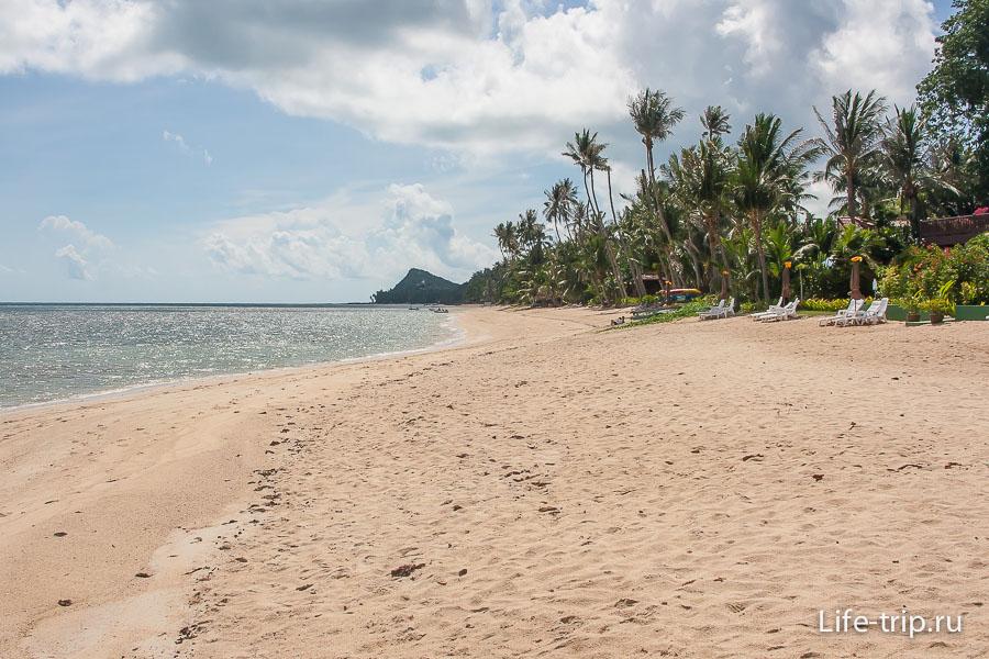 Пляж Банг По - Bang Po Beach