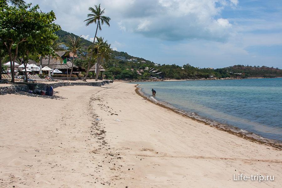 Пляж Чавенг Яй - Chaweng Yai Beach