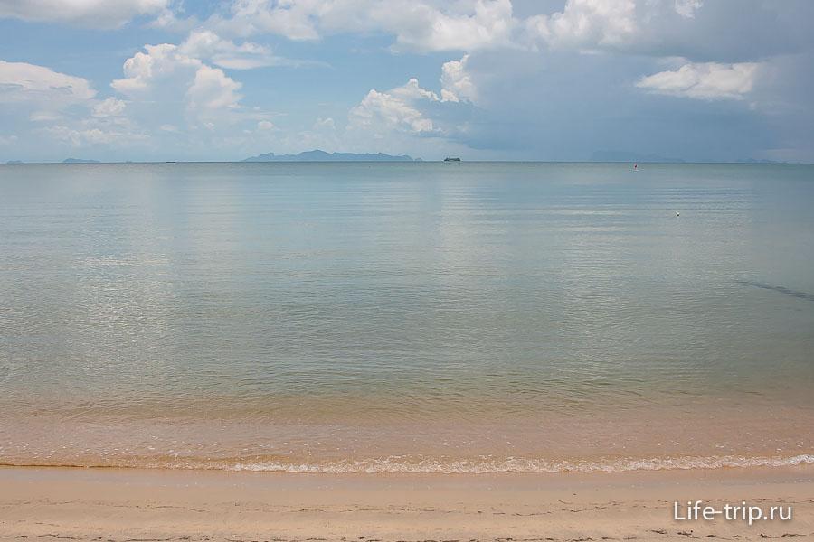Пляж Липа Ной - Lipa Noi Beach