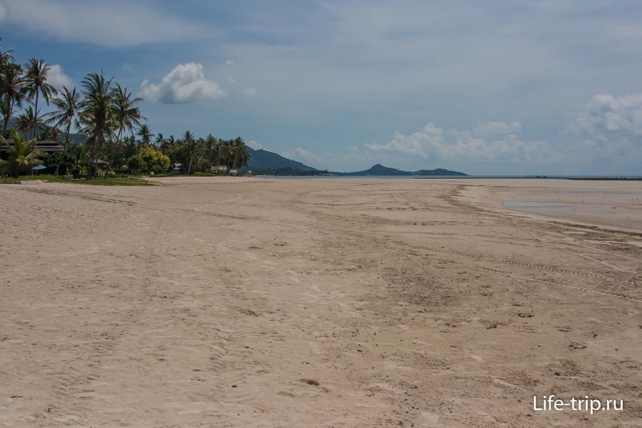 Пляж Нахай - Nahai Beach