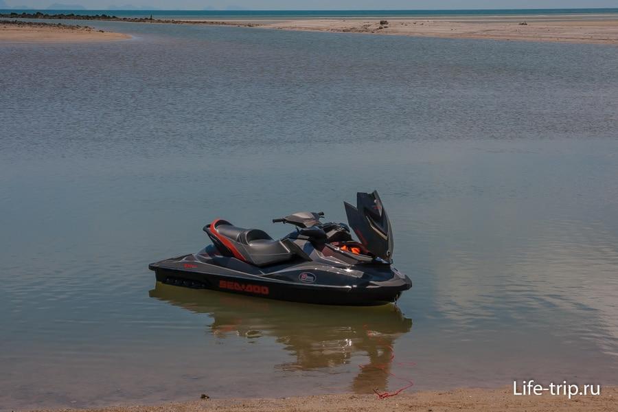 Пляж Панг Ка - Phang Ka Beach