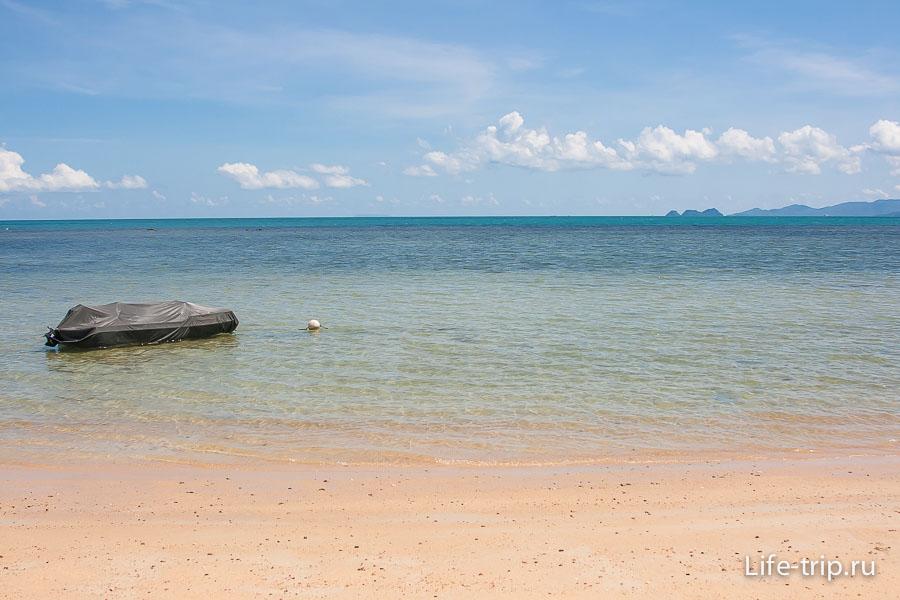 Пляж Тонг Плу - Thong Plu Beach