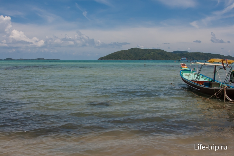 Пляж Тонг Танот - Thong Tanod Beach