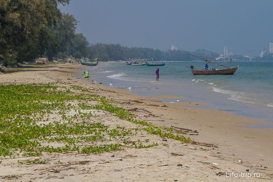 Пляж Тао