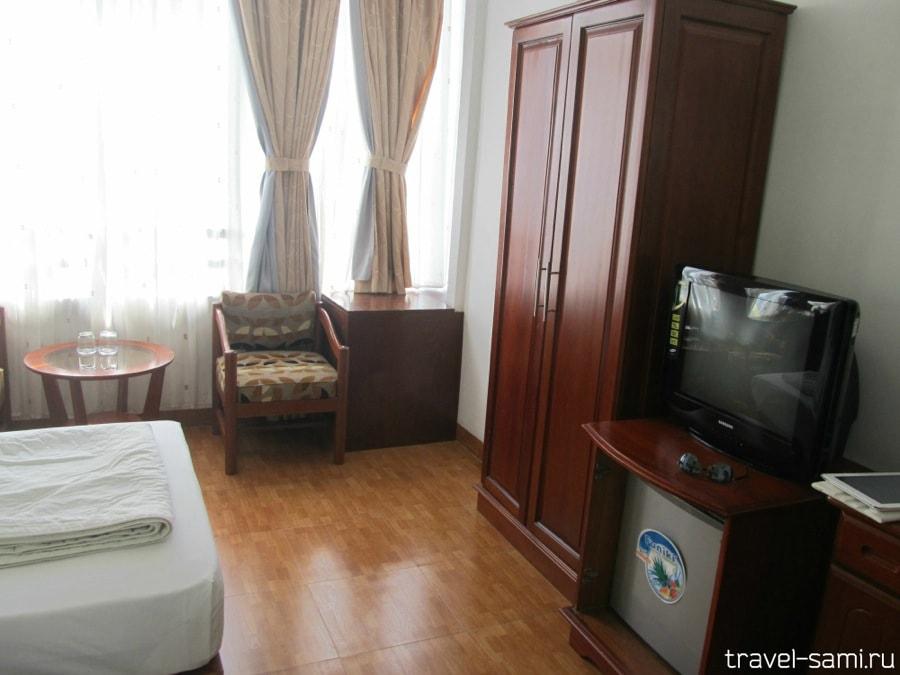 Номер в отеле в Нячанге за 400 рублей в сутки: