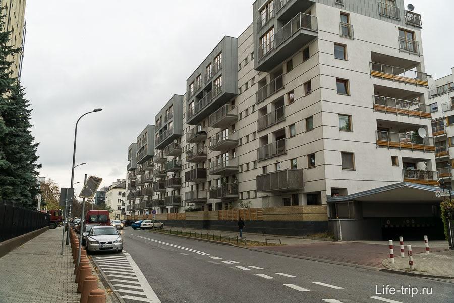 Варшава, район Мокотув