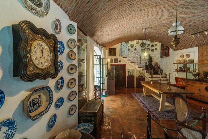 Дом-музей Ольги Коста и Хосе Чавеса Морадо