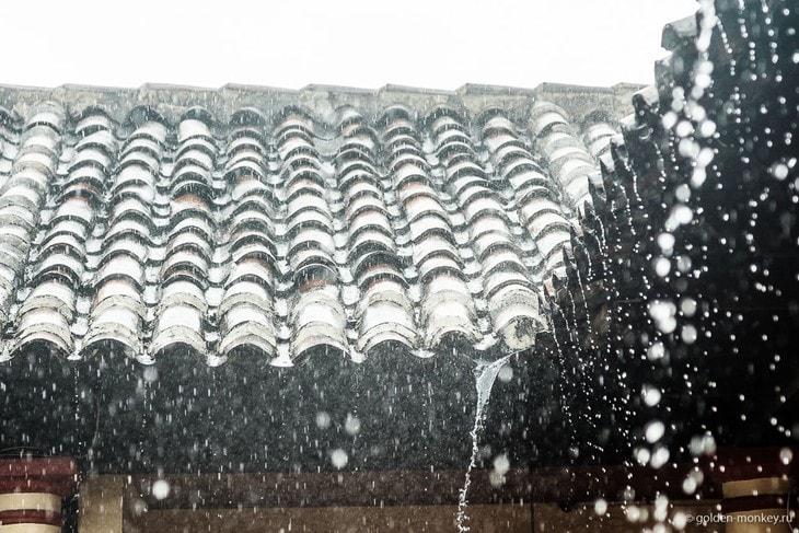 Дожди в Сан-Кристобале