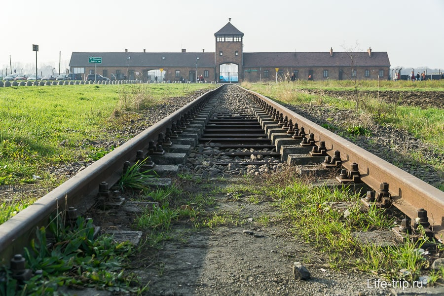 Концлагерь Аушвиц-Биркенау - ворота смерти
