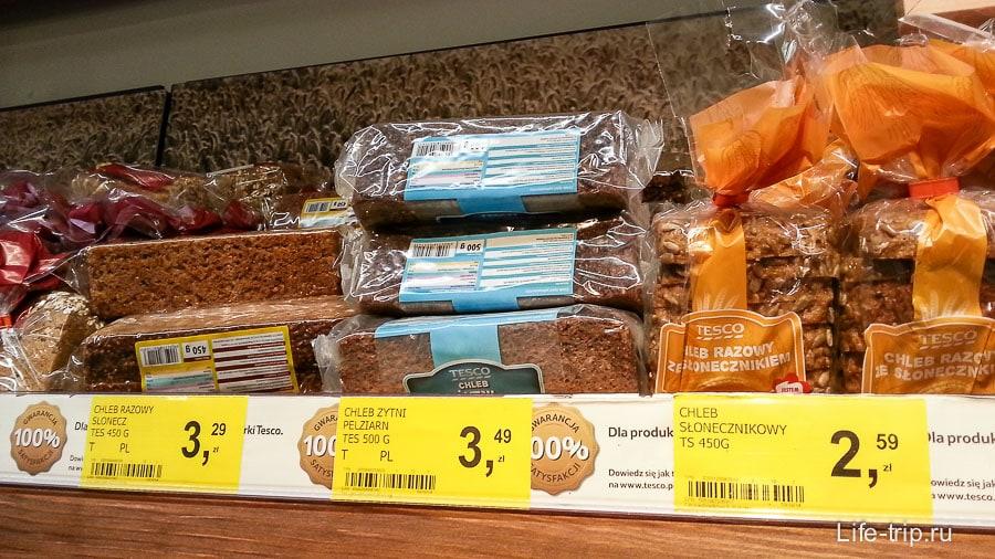 Бездрожжевой хлеб стоит также