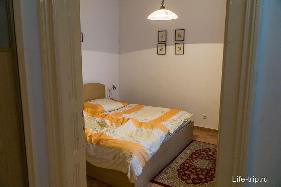Квартира в Братиславе вместо отеля
