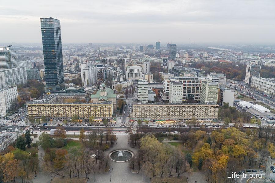 Виды на Варшаву
