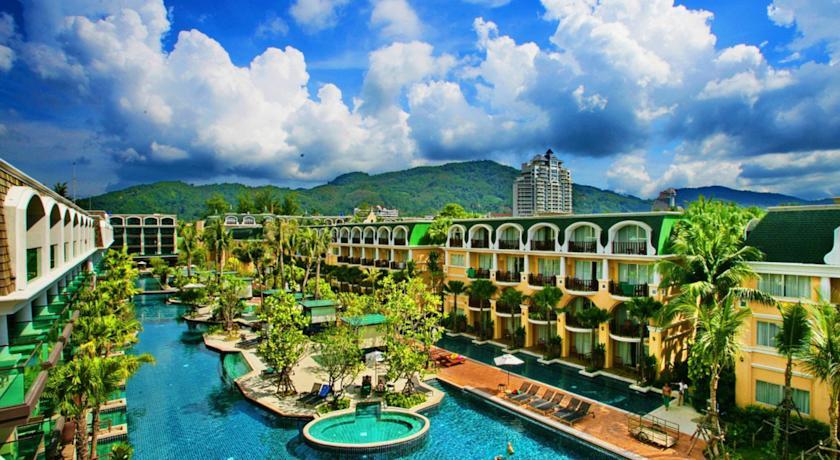 Patong Phuket Graceland Resort