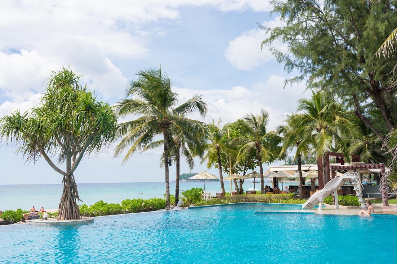 Лучшие отели Пхукета с собственным пляжем: Топ – 14 отелей первой линии
